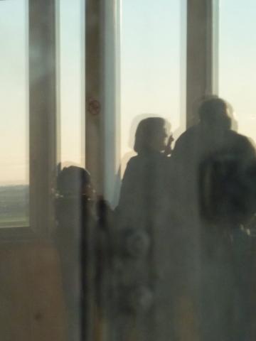 Bremerhaven, reflection, window